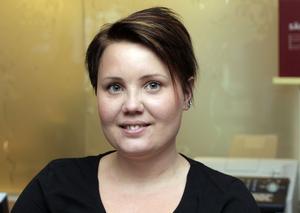 Linda Svärd, 27 år,            receptionist, Gävle:– Vad skulle det vara... De gillar kaféer. De dricker mycket kaffe kanske. Eller natur. Vi bor ju nära havet. Det tror jag.