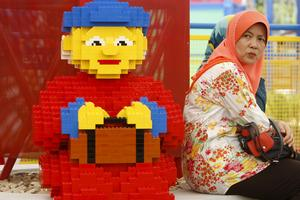 Nyligen invigdes Legoland i Malaysia. Nu ska också Dubai få ett.