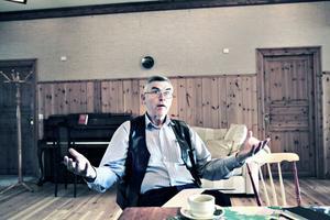 Hans Ivarssons idé om att anordna en stödgala för de hemlösa har fått stort gensvar. Nu hoppas han bara att biljettförsäljningen ska ta fart så att ett akutboende för de hemlösa snart är inom räckhåll.