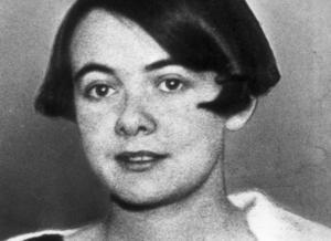 Förutom sitt eget författarskap översatte Karin Boye tysk poesi. Arkivbild.