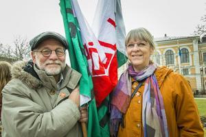 Jerker Svensson och Elisabeth Lindberg.