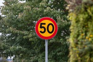 Hastighetsgränsen är avgörande.