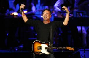 Bruce Springsteen.Foto: Jason DeCrow/AP/Scanpix