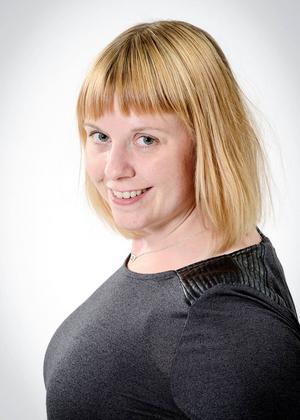 Karin Anderson är marknadsförare på Film i Västernorrland.