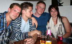 Bill & Bob. Jimmy, Stefan, Peter och Ida