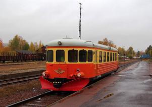 Inlandsbanan kommer att köra sina motorvagnar av typen Y! dagligen mellan Mora och Östersund under vintern.