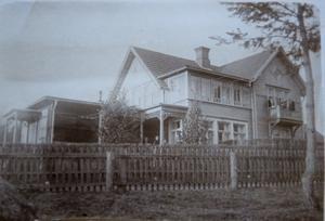 Huset som det en gång såg ut.