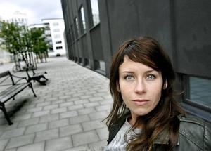 Anna Odell gjorde sitt verk som examensarbete på Konstfack.