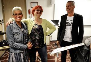 Jeanette Wallström på Nettes hårfix och Ulrika Sundelin på Ulrikas klippcenter har blivit informerad av Staffan Westman om licensen.