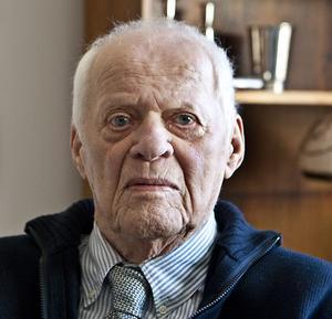 Birger Könberg fyller 90 år den 27 april.