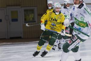 Sebastian Jonsson gjorde sin 21:a och sista säsong i Ljusdals BK 2013/2014. Nu är han tillbaka i föreningens nybildade sportråd.