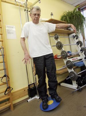Förebyggande träning. Balans- och styrketräning reducerar risken för höftfraktur med minst 20 procent, skriver Anders Nyberg.foto: scanpix