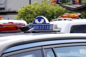 Skribenten uppskattar taxiförarna som kör färdtjänst.