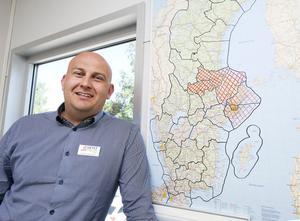Mälardalsområdet har varit fokus när Skyltstället expanderat genom franchiseavtal.