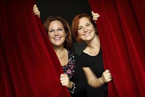 Cecilia Olsson är manusförfattare och regissör och Ulrika Beijer är producent och musikansvarig.