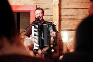 Musikern Bengan Janson har spelat otaliga gånger med Lill-Babs.