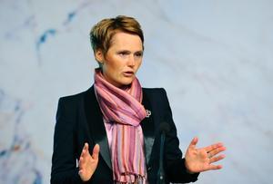 IT-minister Anna-Karin Hatt