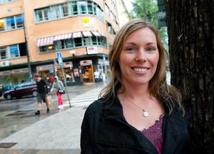 Cecilia Linder är vice ordförande i föreningen Medveten konsumtion.