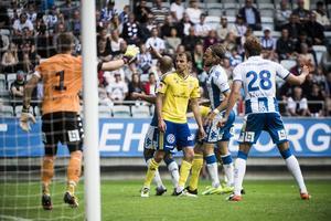 Lars Krogh Gerson, GIF Sundsvall - IFK Göteborg, Gamla Ullevi