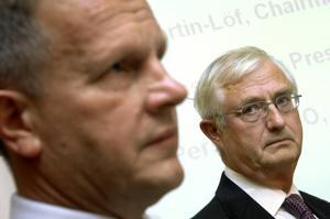 Jan Johansson och Sverker Martin-Löf.