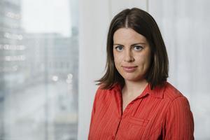 Marika Hjertqvist är epidemiolog vid Folkhälsomyndigheten.