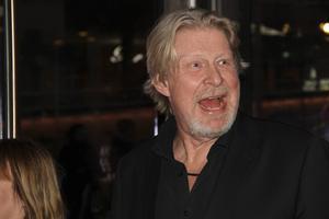 Rolf Lassgård hade all anledning att vara glad under Guldbaggegalan.