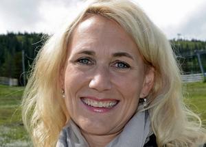 Charlotte Skott tror att EU-beslutet om stödet till flygplatsen kommer inom kort.