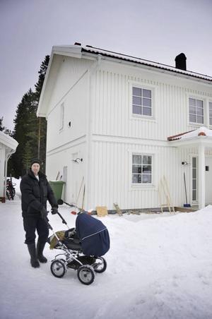 Jörgen Waldemarsson tror att fler barnfamiljer kommer att lockas till Krokoms kommun i framtiden.