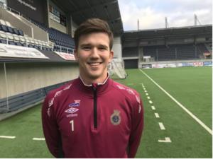 August Strömberg blir GIF:s nya målvakt när Andreas Andersson lånas ut till ÖFK.