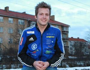 Daniel Wallberg, Loos, hade siktet bäst inställt i den Västerbottniska skytteveckan.