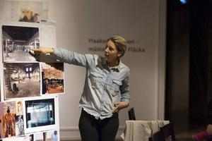 Sophie Knapp, kostymör och scenograf berättar om sina tankar kring föreställningen.