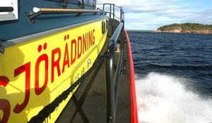 Rescue Olle Bohlin. Sjöräddningssällskapet i Sundsvall har fått en ny båt i år.