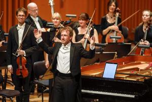 Sinfoniettan och andra kultursatsningar skulle i viss mån kunna finansieras med så kallad crowdfunding, anser regionens moderater. Foto: Anders Forngren