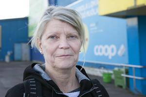 Carina Nilsson besöker Coop Forum nästan varje dag.