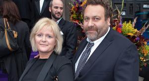 Ulrica Messing och Torsten Jansson gifter sig i Kosta 5 september.