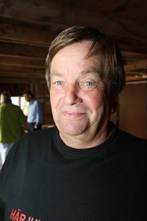 Ove Salomonsson, Lillhärdal– Det viktigaste är att politikerna river upp beslutet om vindkraft i Lillhärdal.