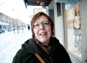 Christina Johansson, Sollefteå:– Jag tycker att de är roliga, härliga och skojiga. De är väldigt underfundiga.