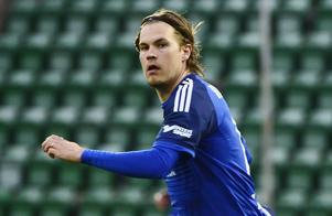 Sebastian Rajalakso tvingades lämna matchen mot Örebro.