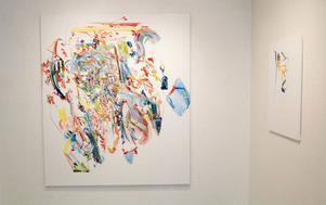Karin Granqvist är en av fyra utställare på Galleri Remi.