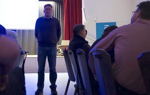 – Jag hoppas att vi kan bli självförsörjande på kött, sa kommunalrådet Anders Häggkvist.