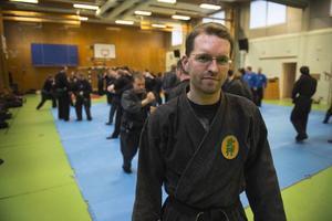 Petter Swedin är instruktör i Sundsvall.