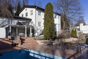 Exklusiv villa på Norrliden, Sundsvall.