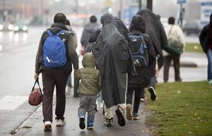Asylsökande.