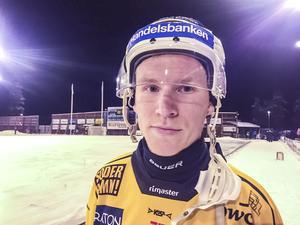 Jonas Engström – tvåmålskytt mot Villa.