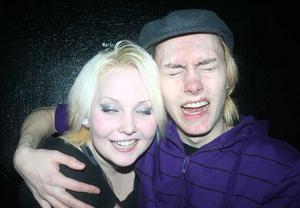 Konrad. Sandra och Pinky