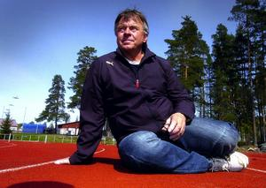 Tävlingsledare. Björn Lindgren är tävlingsledare för Tjejruset, som på torsdag avgörs för elfte gången.