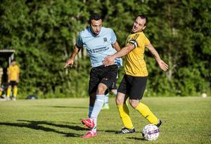 Denna säsong spelar Härnösands FC United i division 5 herrar, men kan nu riskera att bli uteslutna ur serien.