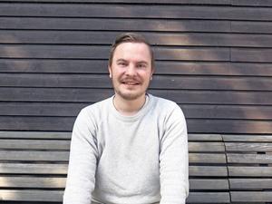 Erik Anderman, konstkonsulent  i Gävleborg.