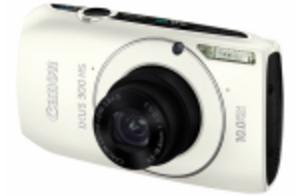 Canon Ixus blir mer ljuskänslig