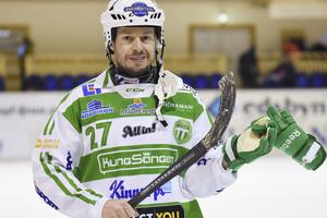 Mikael Olsson, VSK.